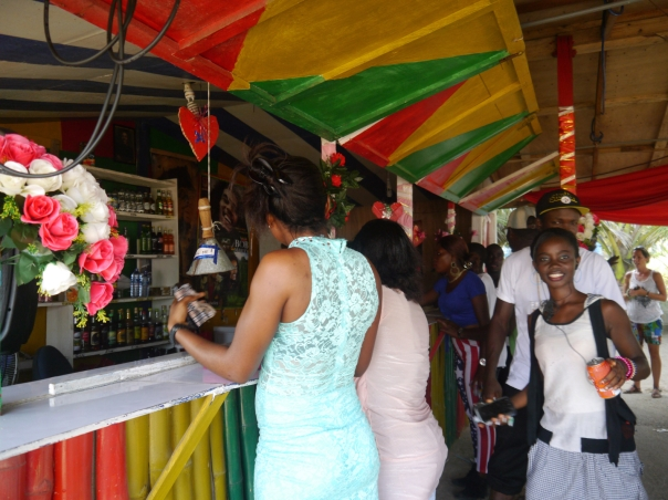 Jah Mighty bar